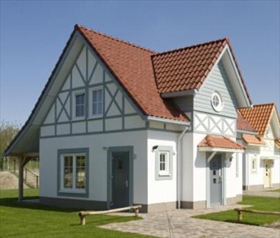 Luxe 6-persoons vakantie villa in Cadzand-Bad