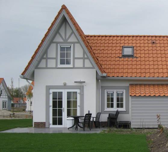 Luxe 8-persoons vakantie villa in Cadzand-Bad